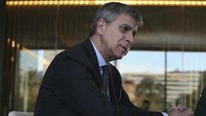 El exvicepresidente del FC Barcelona Jordi Mestre analizó la actualidad del club blaugrana