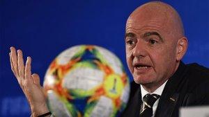 La FIFA insta a Iraq jugar en terreno neutral sus próximos dos partidos