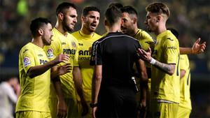 Gil Manzano se equivocó gravemente en el Villarreal - Real Madrid
