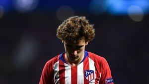 Griezmann medita romper con el Atlético