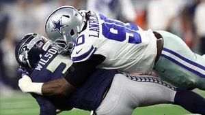 Hace 12 años también Seahawks y Cowboys se enfrentaron el la ronda de comodines