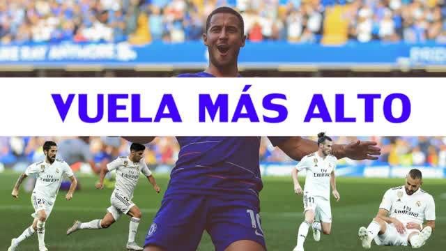 Hazard mejora los números de todo el Madrid