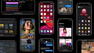iOS 13 comienza a llegar a los iPhone