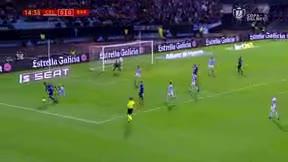 LACOPA | Celta de Vigo - FC Barcelona (1-1): El regate de André Gomes en el gol