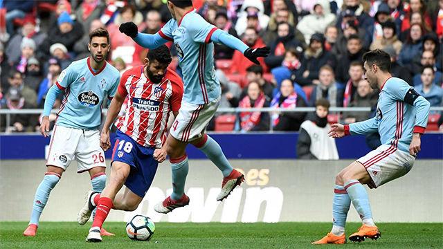 LALIGA | Atlético - Celta (3-0)