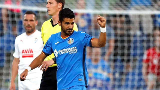 LALIGA   Getafe - Eibar (2-0): El golazo de Ángel que abrió la lata ante el Eibar