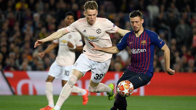 Lenglet: Messi siempre nos saca la cabeza del agua