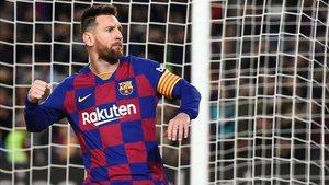 Leo Messi jugará este miércoles su partido 700 con el Barça