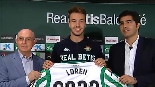Loren, renovado hasta 2022