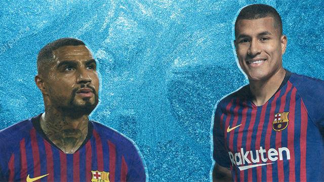 Los fichajes de invierno del Barça, congelados