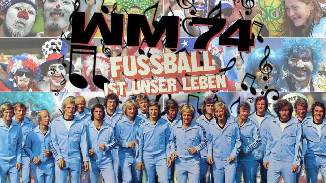 Los grandes éxitos del mundial: La selección alemana hizo doblete en el 74, canción y copa