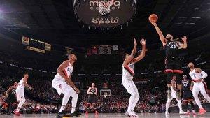 Los Raptors se sobrepusieron a un mal primer cuarto