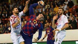 Ludovic Fabregas realizó un gran partido