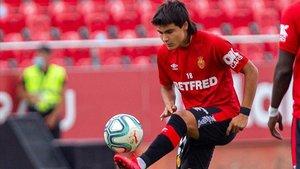 Luka Romero quiere seguir haciendo grande su historia