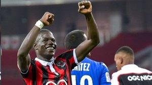 Malang Sarr ha terminado contrato con el Niza