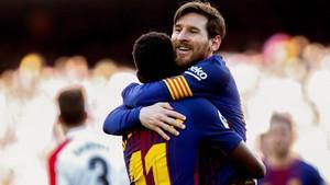Messi, el actual PIchichi