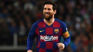 Messi y sus compañeros del Barça, listos para volver a la competición