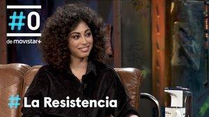 Mina El Hammani deja atónito a Broncano con su confesión sexual en La Resistencia | La Resistencia