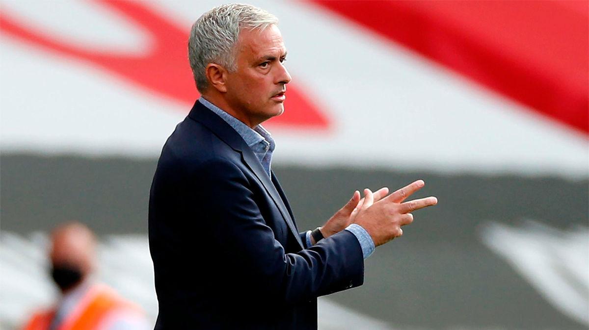 Mourinho: Estoy contento por contar con Bale y Reguilón, pero...