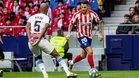 Naldo cayó lesionado ante el Atlético en el Wanda