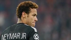 Neymar no estará ante el verdugo parisino