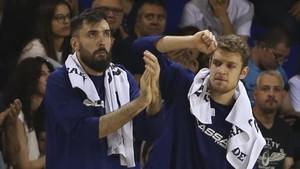 Ortiola fue inscrito para los play-off pero no Vezenkov