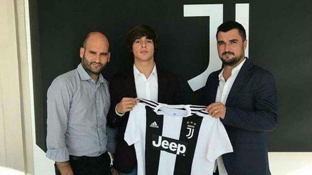Pablo Moreno explica cómo fue su fichaje por la Juventus cuando estaba en el Barça