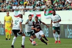 Palmeiras estará arrancando el próximo mes su participación en la Copa Libertadores