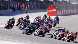 La parrilla de MotoGP ya está cerrada para 2018
