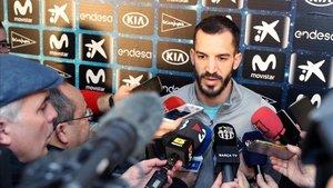 Pau Ribas solo piensa en cumplir su contrato con ek FC Barcelona