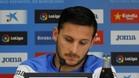 Piatti, lesionado, no estará el domingo en Girona