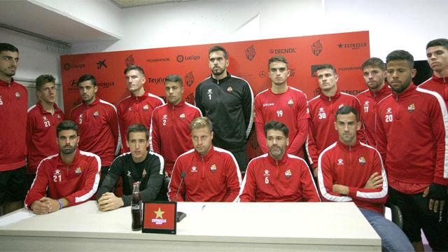La plantilla del Reus pide la resolución de sus contratos ante la situación del club