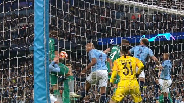 El polémico gol de Llorente que clasificó al Tottenham. ¿Fue mano?
