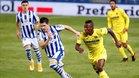 Real Sociedad y Villarreal se repartieron los puntos en un partido muy vibrante