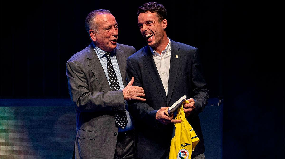 Roberto Bautista lucirá el escudo del Villarreal