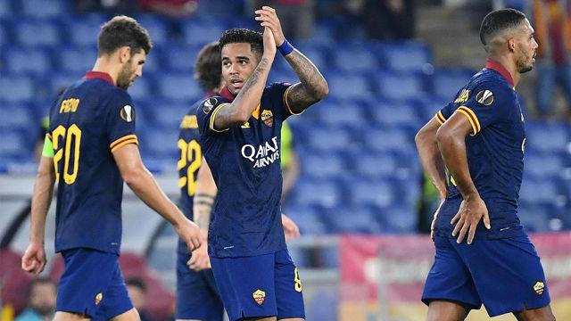 La Roma se pasea en el primer partido de Euorpa League ante el Istanbul
