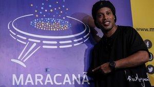 Ronaldinho volverá a desplegar su fútbol en un terreno de juego