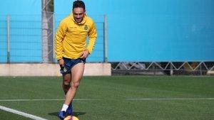 Rubi recupera a Sergio García para el derbi