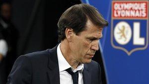 Rudi Garcia ha cambiado la cara al Lyon