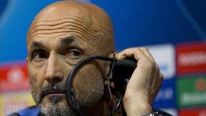 Spalletti, ambicioso en la previa del Barça - Inter