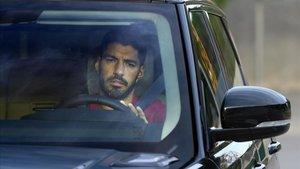 Suárez, destino Atlético de Madrid