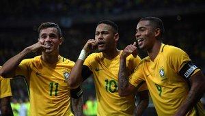 Sudamérica no descansa en su preparación para la Copa América 2019