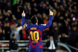 El tweet de La Liga sobre Messi del que todo el mundo habla