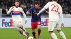 Una intensa lucha acaba en una ocasión para el CSKA