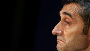 Valverde se despedirá de sus jugadores esta mañana