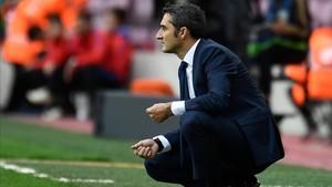 Valverde tiene un plan para salir triunfante ante el Atlético de Madrid