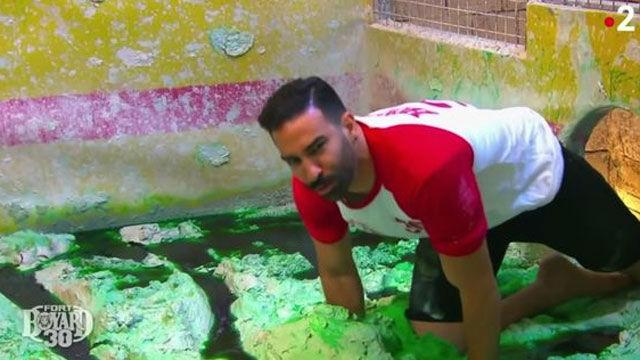 El vídeo que le costó su puesto en el Marsella a Adil Rami