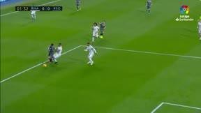 Willian dio la victoria a la Real Sociedad en El Bernabéu desde el punto de penalti