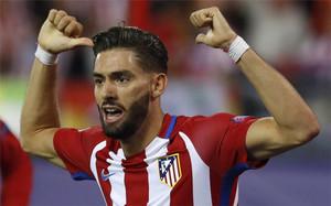 Yannick Carrasco Ferreira fue el héroe del Atlético ante el Bayern