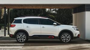 Nuevo Citroën C5 Airccross, para recorrer el mundo.